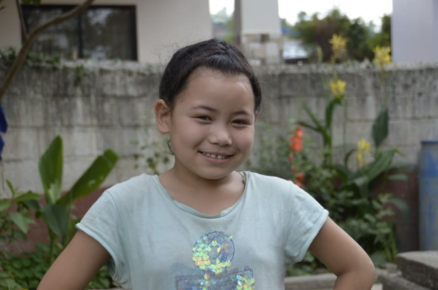 Child Profile | Saraswati Tamang (Girl) | DOB: 21st February 2008