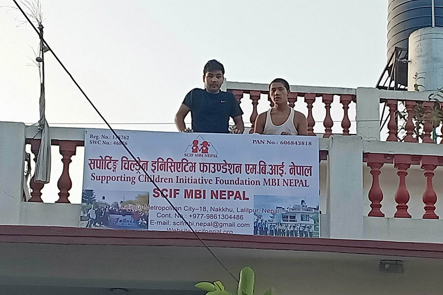SCIF MBI Nepal New home in Nakhu