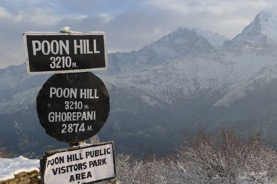 Poon hill Trek 3 days price USD 280 | 2 to go