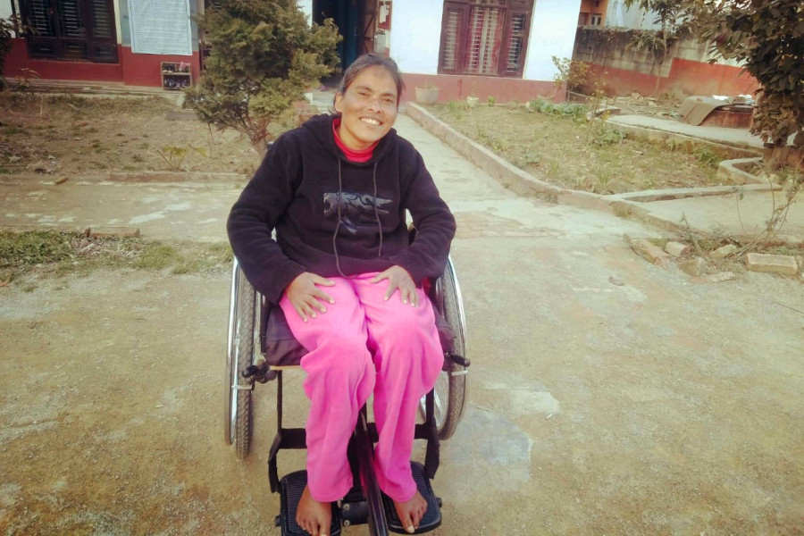Spinal Cord Injury Patient needs to travel 600 km on a wheel chair with urinary incontinence