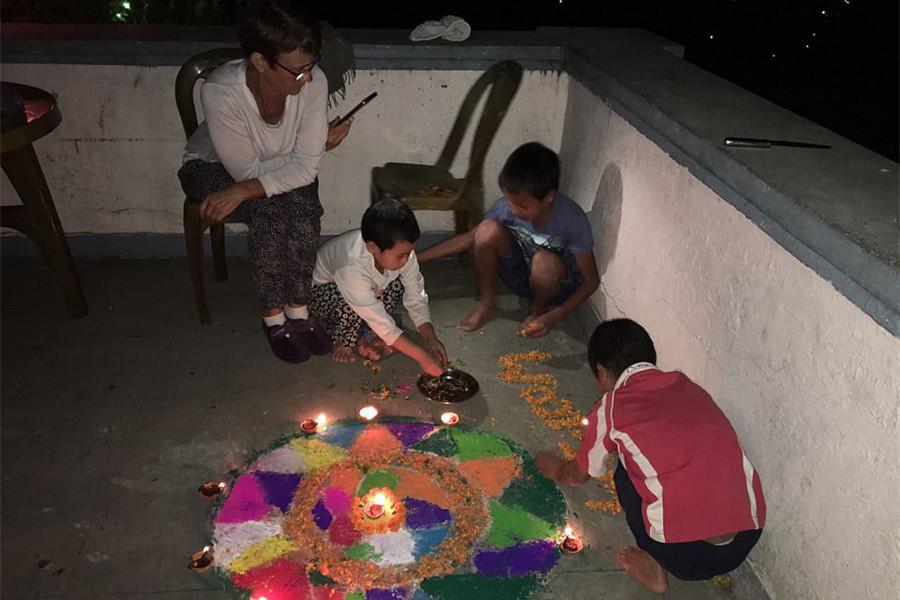 SCIF Orphanage, Kathmandu, Nepal