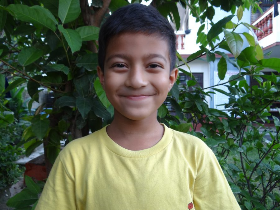 Child Profile | Rakesh Budha (Boy) | DOB: 15th July 2011