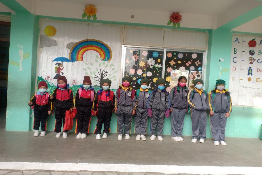 SHREE TAUDAHA HIHER SECONDARY SCHOOL